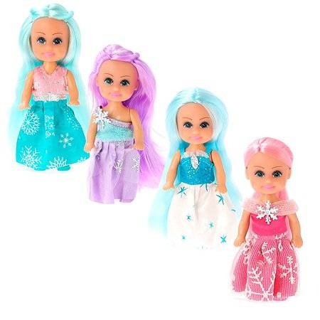 Куклы в подарок девочкам от 3 до 15 лет