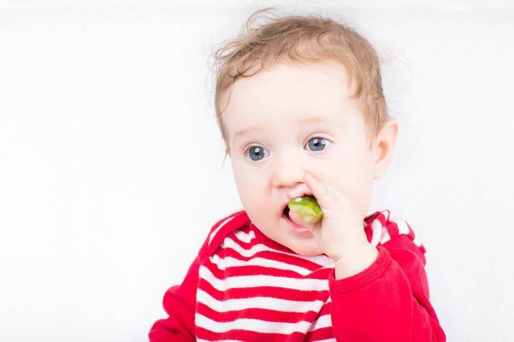 Помидоры для малыша – когда и как вводить их в рацион?