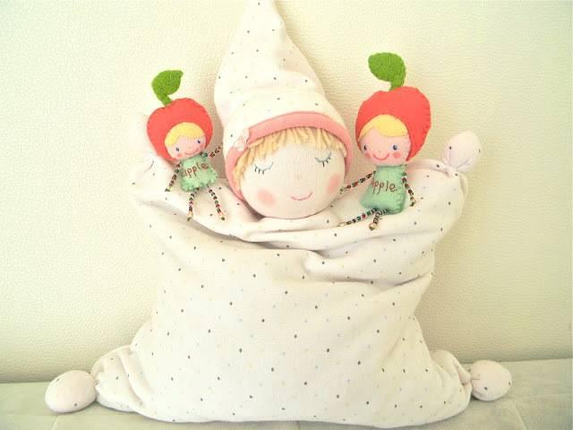 Design & decor: два мастер-класса по пошиву текстильной игрушки -грелки с вишневыми косточками..
