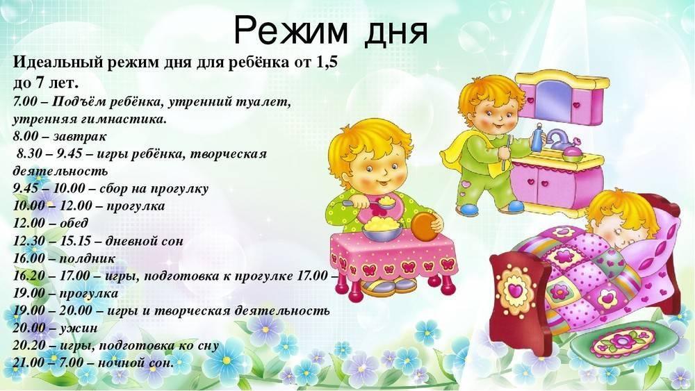Особенности режима дня новорожденного ребенка. как организовать и поддерживать режим дня новорожденного