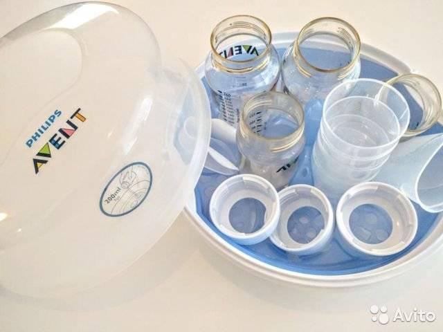 Лучший стерилизатор для бутылочек: независимый топ-6