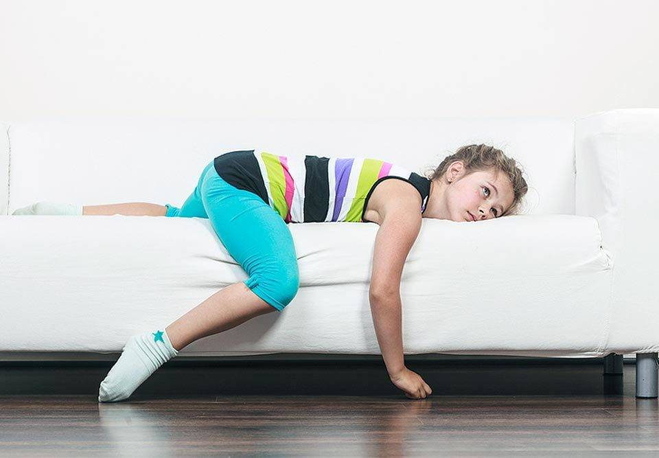 Ленивые дети