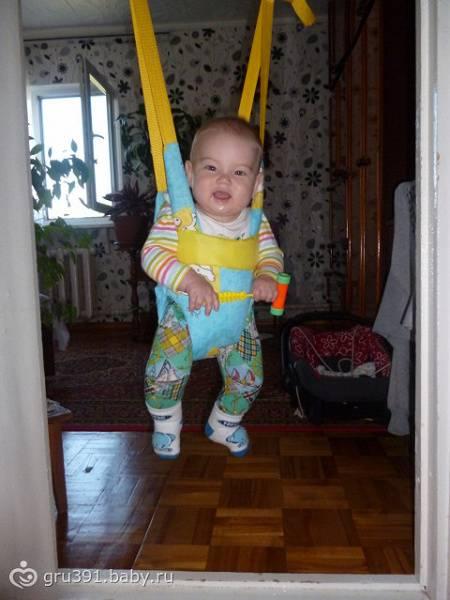 прыгунки для детей: с какого возраста можно использовать и нужны ли они малышу?
