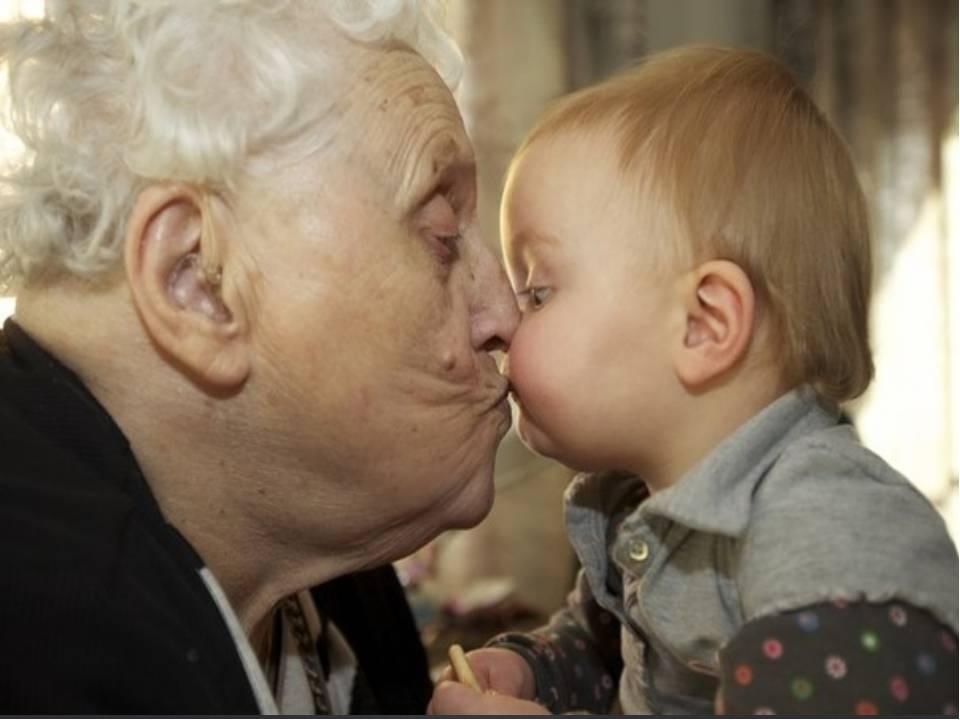 Родители, ребенок и бабушка: сложности взаимоотношений