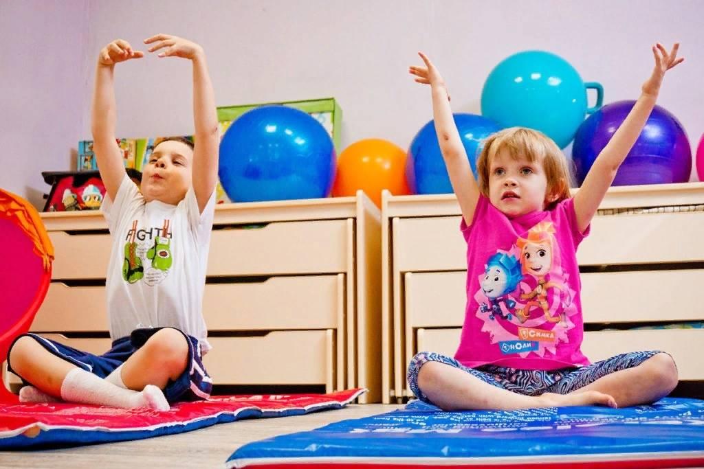 Веселая зарядка для детей с музыкой   видео   detki.today