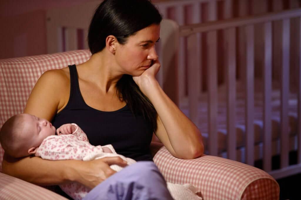 Лечение послеродового психоза у женщин