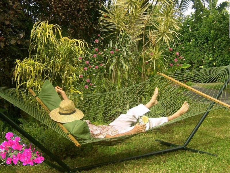 5 идей для ленивого ландшафта - как на даче лучше отдыхать
