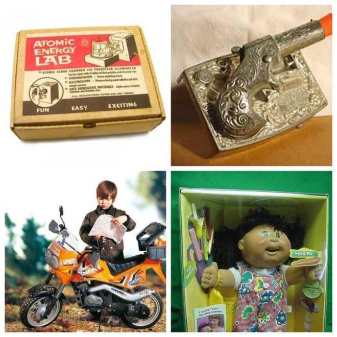 Обзор топ-10 самых опасных и вредных игрушек для детей (часть 1)