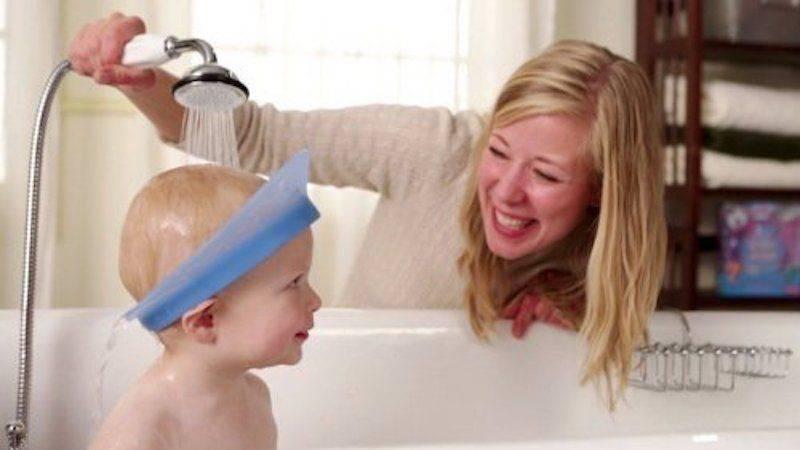 13 простых советов как помыть голову ребенку