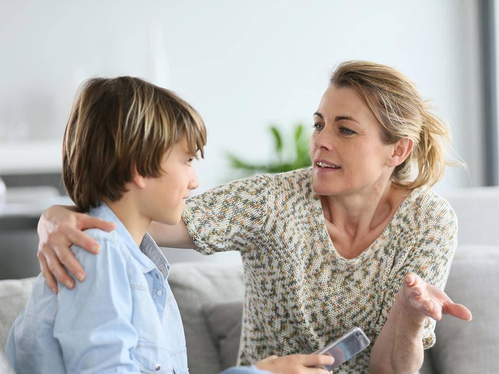 7 правил как разговаривать с ребенком