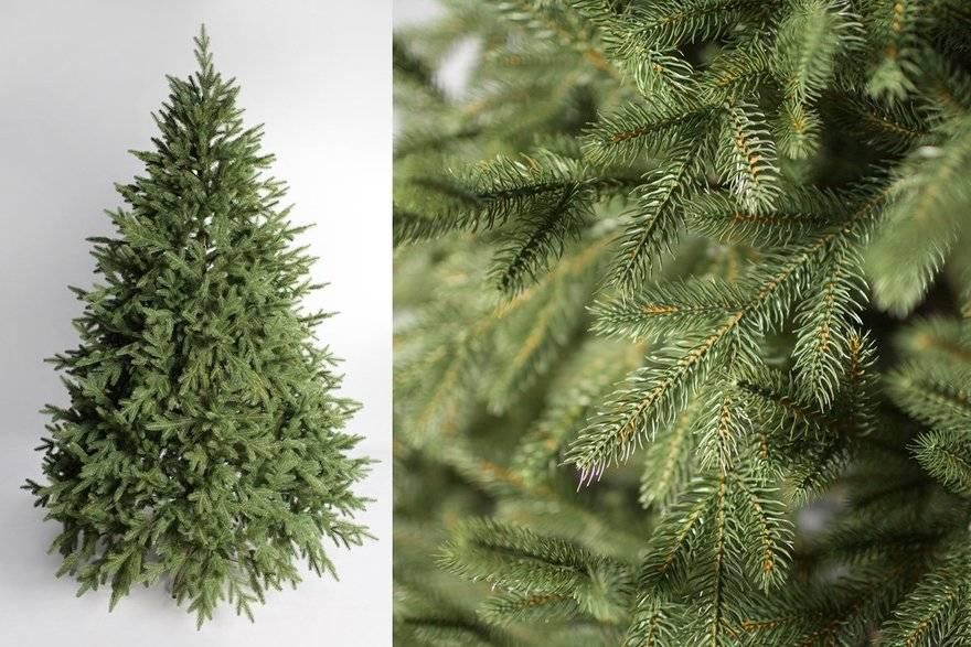 Какая искусственная ёлка лучше – топ-3 новогодних ёлок из разных материалов