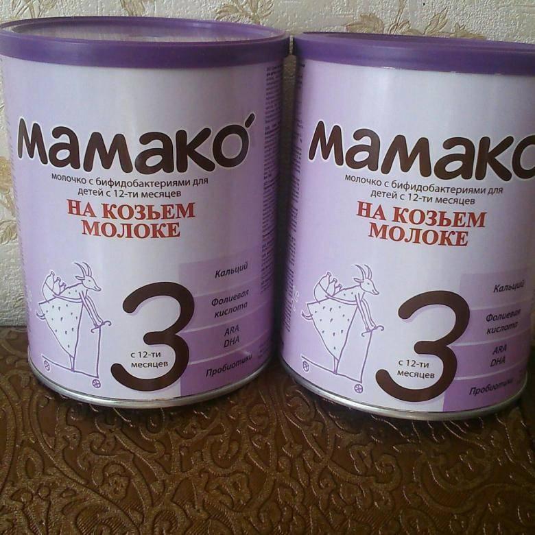 Мамако на козьем молоке: преимущества и недостатки ~