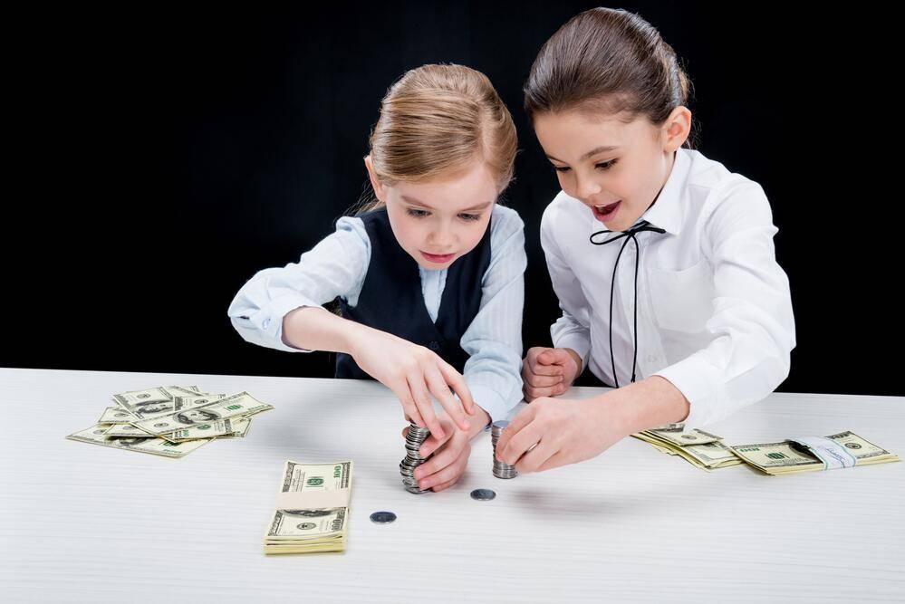 10 ошибок финансового воспитания детей