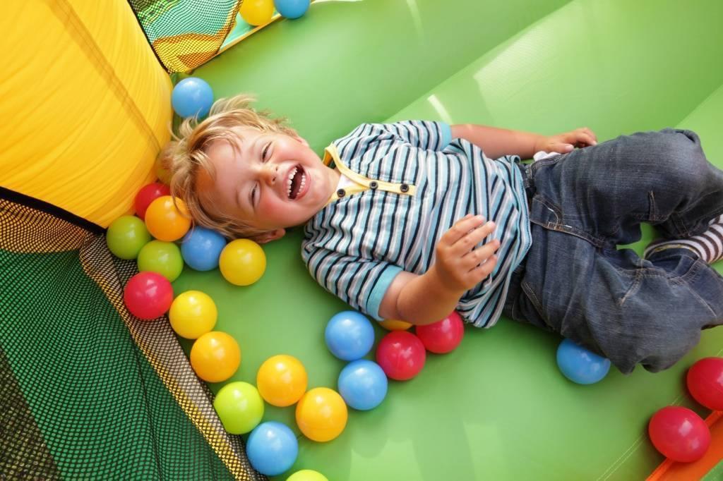 11 бесплатных способов развлечь своих детей