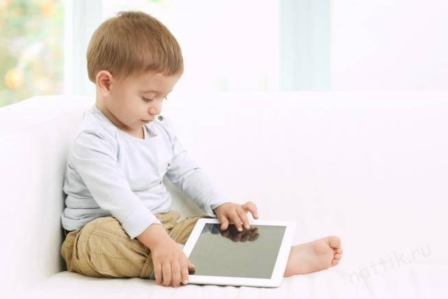 Планшет для детей — влияние и возможные последствия для ребенка