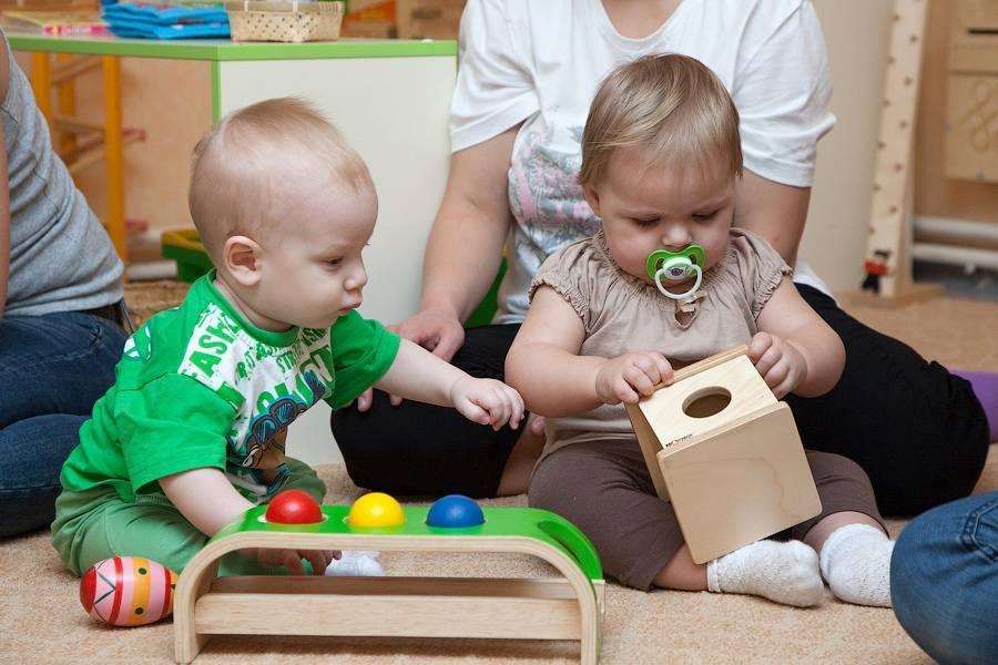 Как развивать трехмесячного малыша?