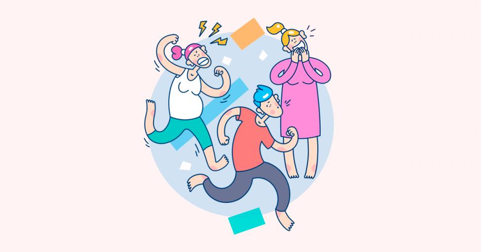 5 фраз, которые точно не стоит говорить молодым родителям, если вы хотите остаться в живых и не испортить с ними отношения