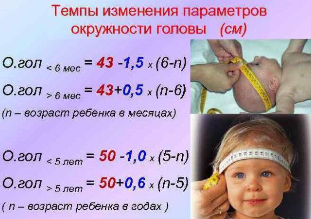 Большая голова у ребенка: повод для беспокойства?
