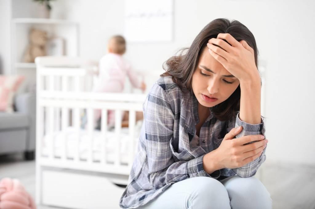 Предродовая депрессия - что это и как бороться: интересная психиатрия