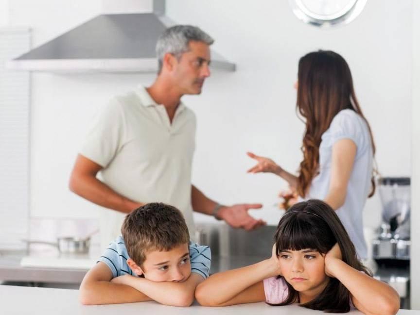 Как пережить развод родителей