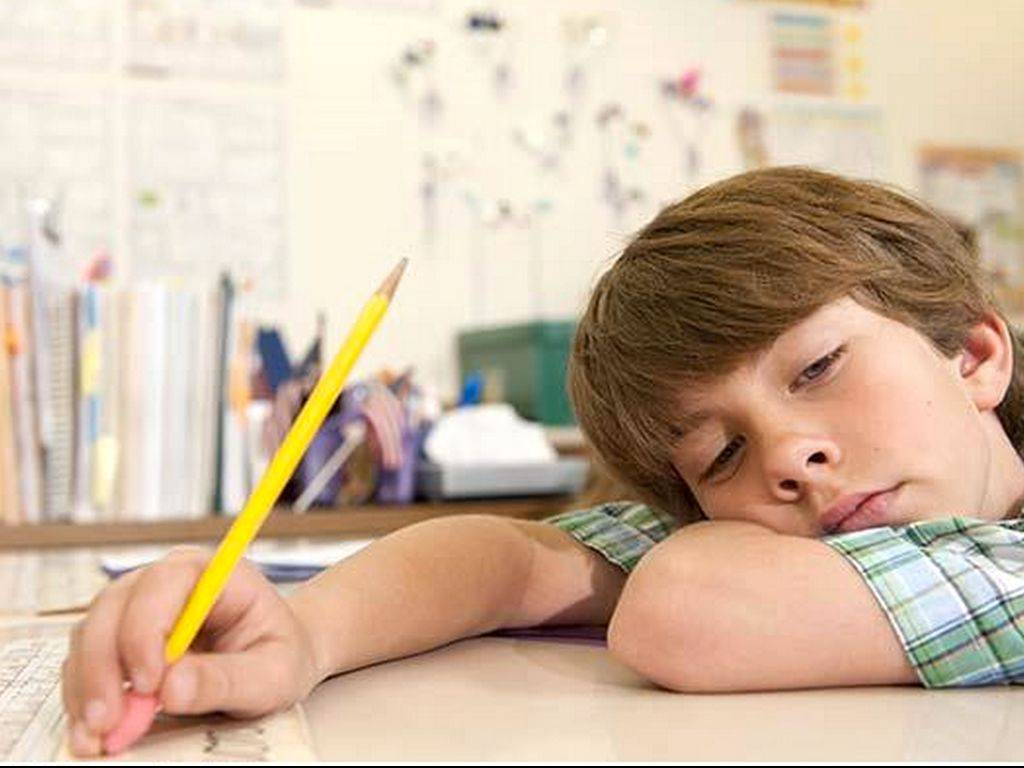 Как не вырастить лентяя