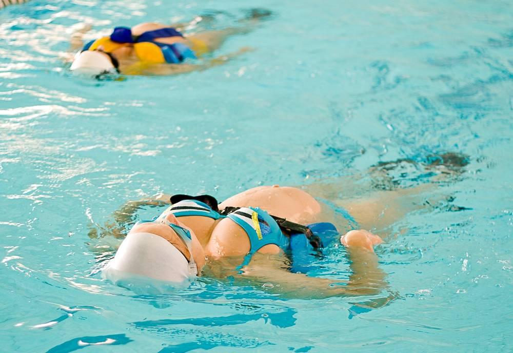 Можно ли плавать беременным. можно ли беременным ходить в бассейн и аквапарк