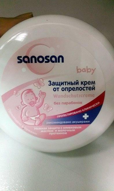 Крем и мазь от опрелостей для новорожденных: какое средство от оп