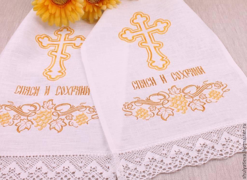 Что дарят на крестины девочке или мальчику крестная и крестный?