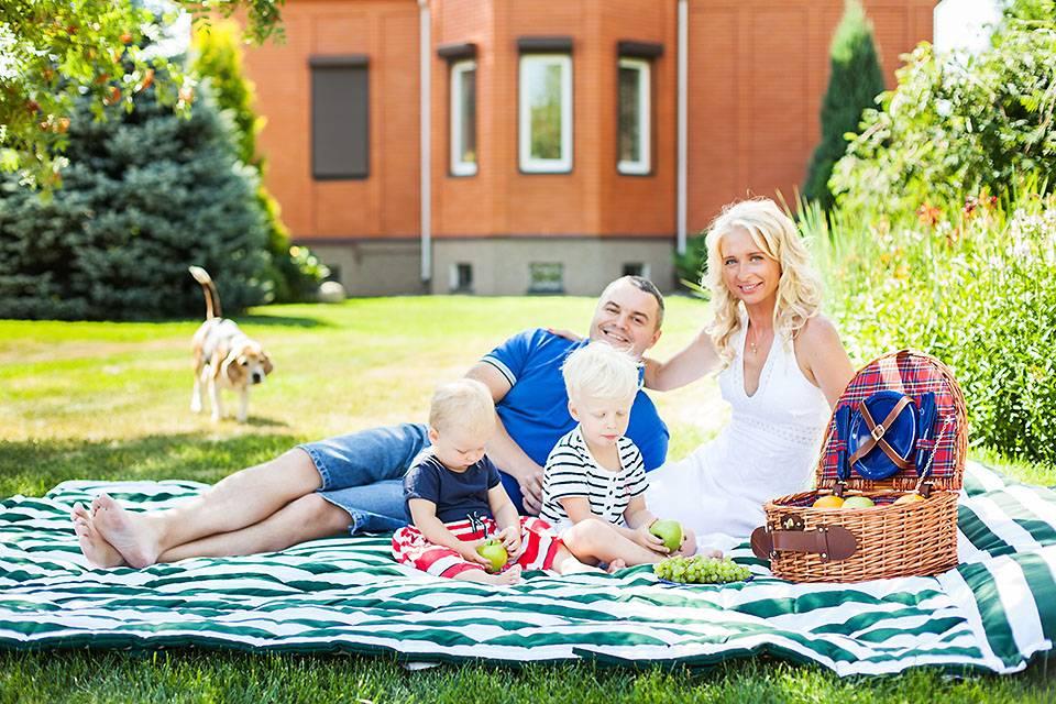 Активный семейный отдых: плюсы и минусы