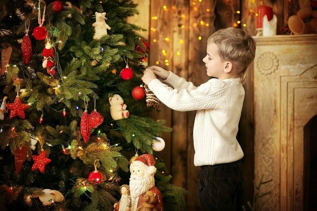 Как устроить ребёнку волшебный новый год