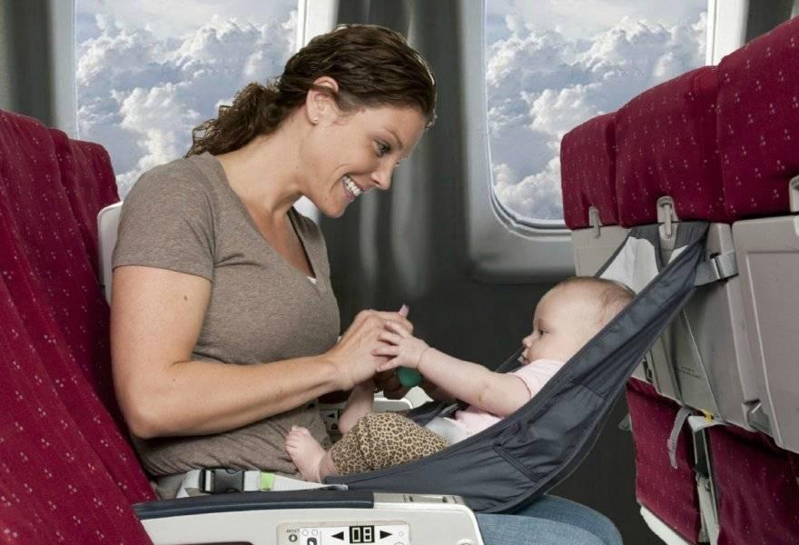 Как летать с ребенком в самолете: путешествуем вместе