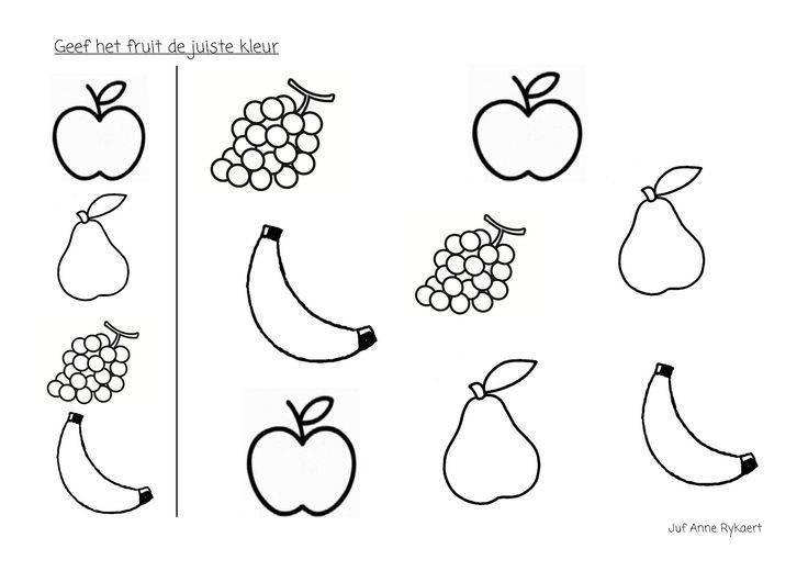 Учимся рисовать с детьми фрукты, овощи и ягоды — как нарисовать фрукты