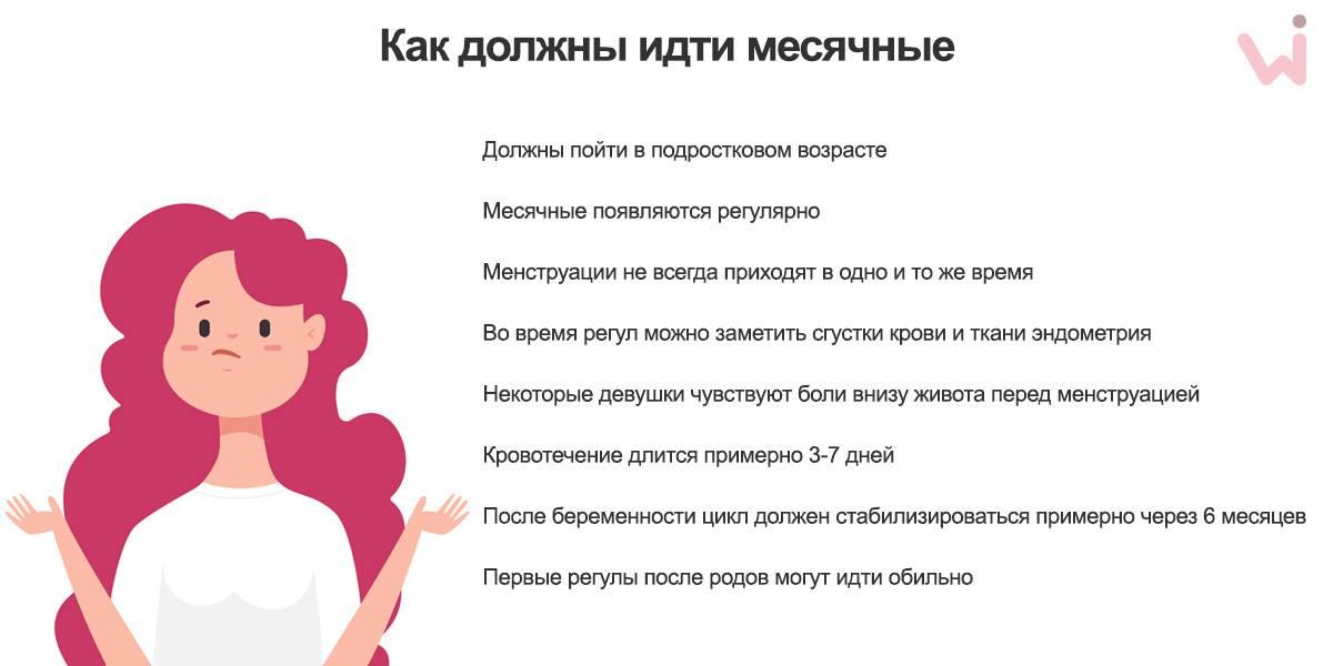 Сбой менструального цикла: причины и что делать