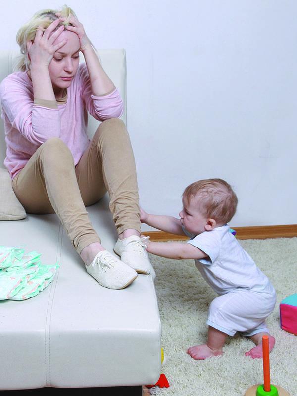 Я устала быть мамой( ребенку на днях только 2 месяца, а я у…