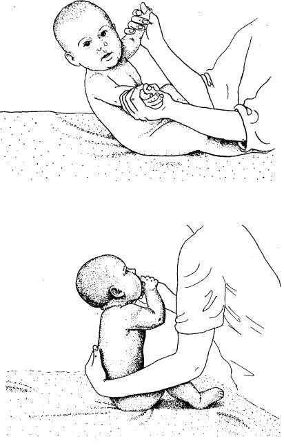 Что значит присаживать ребенка: фото и рекомендации специалистов