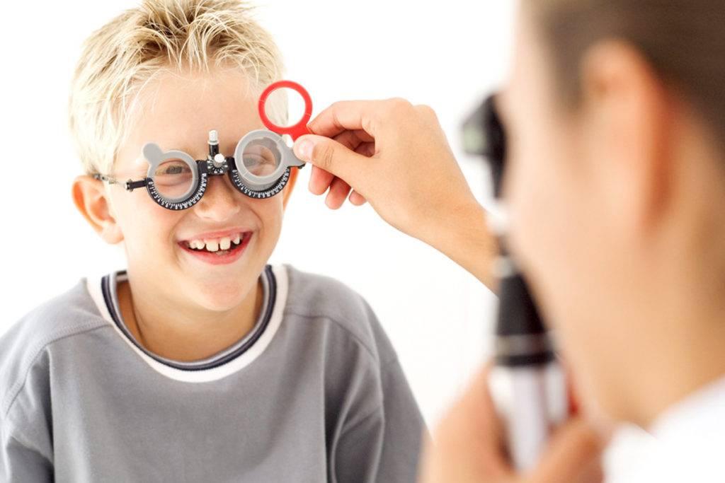 Гиперметропия у ребенка: причины появления, симптомы и способы лечения
