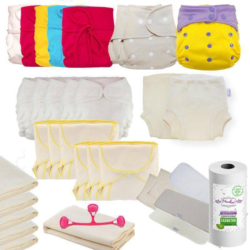 Как выбрать многоразовые подгузники?
