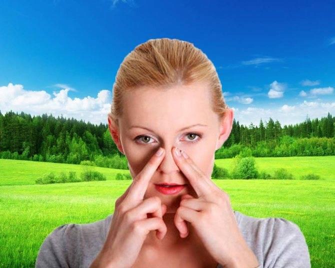 Лечение насморка и заложенности носа народными средствами