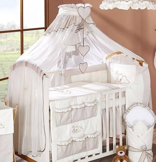 Для чего нужен балдахин на детскую кроватку, от чего защищает