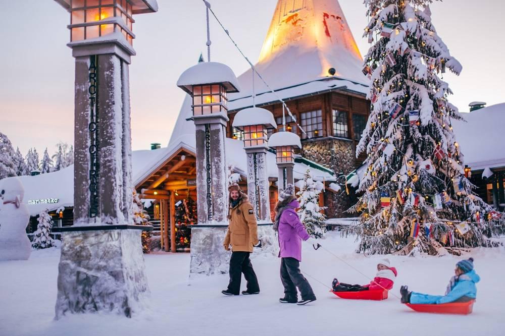 Топ 10 мест, где лучше всего отдохнуть зимой 2019 года с семьей
