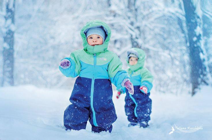 Как одеть новорожденного зимой на прогулку, зимняя одежда для грудничка