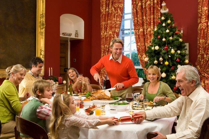 16 веселых новогодних конкурсов, игр и викторин за праздничным столом для семьи, друзей, корпоратива