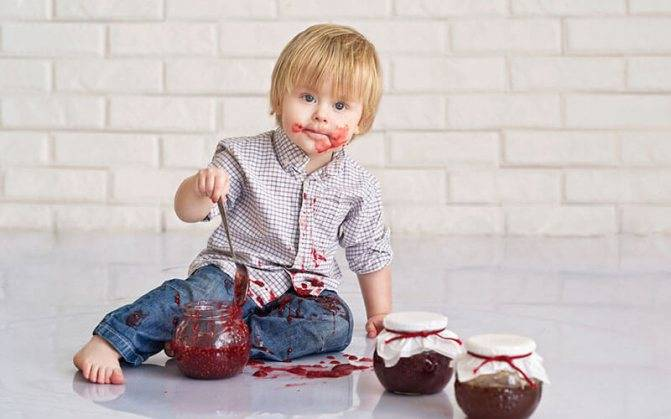 Сколько сладкого можно детям