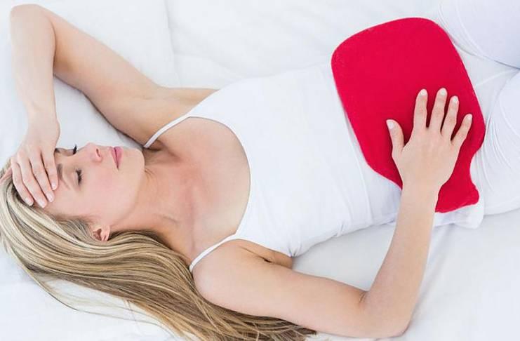 Перепады настроения во время менструации