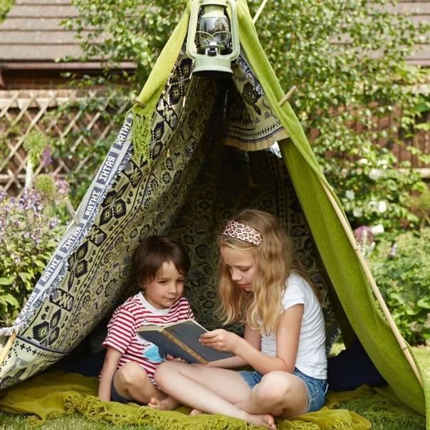 Чем занять детей на даче летом и весной | аналогий нет