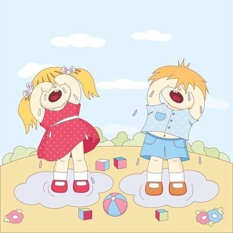 Как поделить игрушки без ссор или 6 конфликтных ситуаций на детской площадке