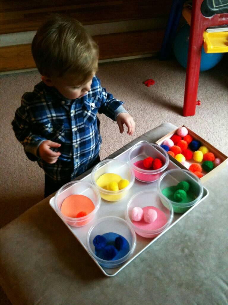 Игры для детей 5–6 лет дома
