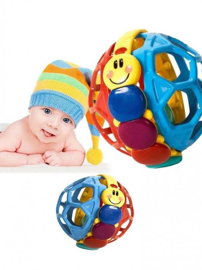 Первая игрушка – погремушка, выбираем лучшую