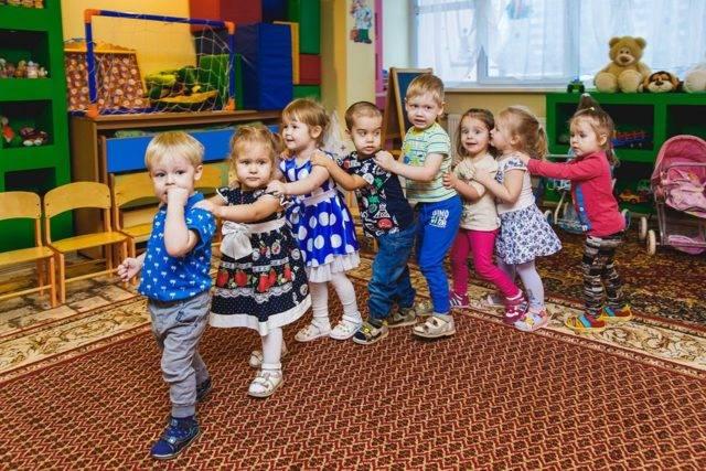 Как ребенка приучить к детскому саду в 1.5, 2, 3 или 4 года?