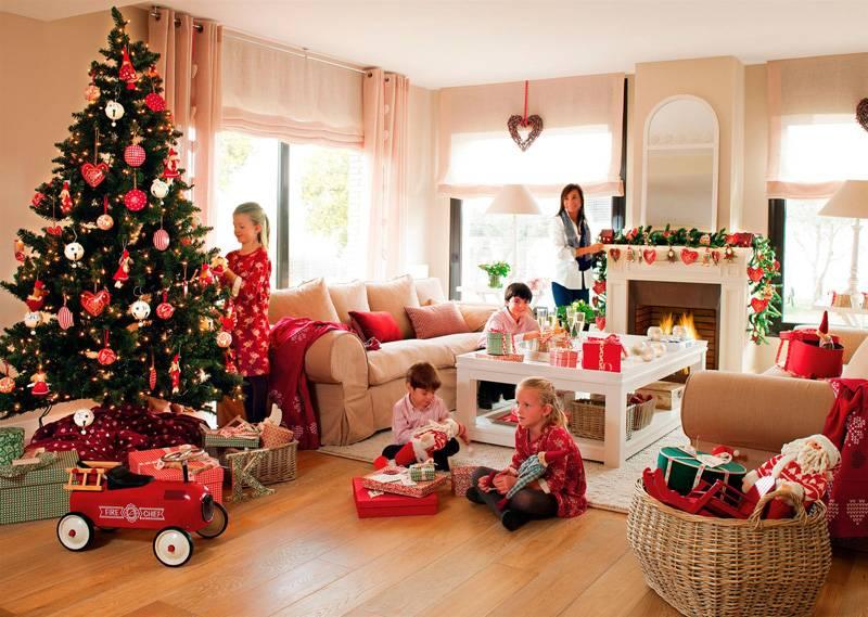 Животрепещущий вопрос: елка в доме, где есть маленький ребенок - «разное» » « я - женщина »